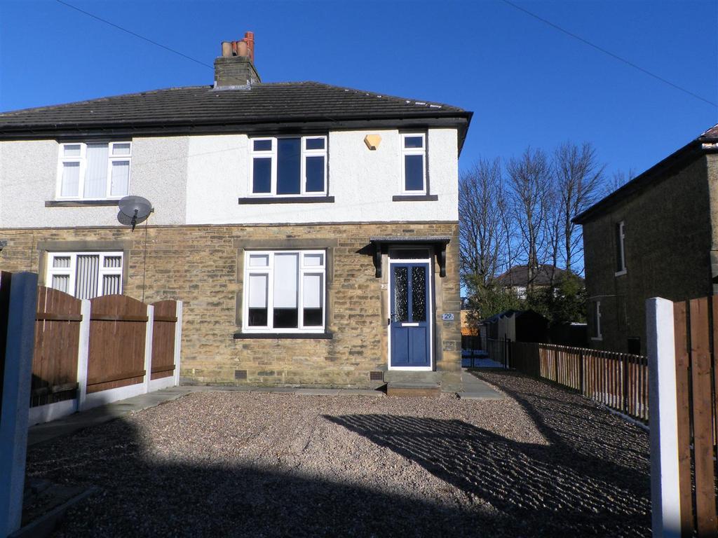 3 Bedrooms Semi Detached House for sale in Dene Road, Bradford, BD6 3PJ