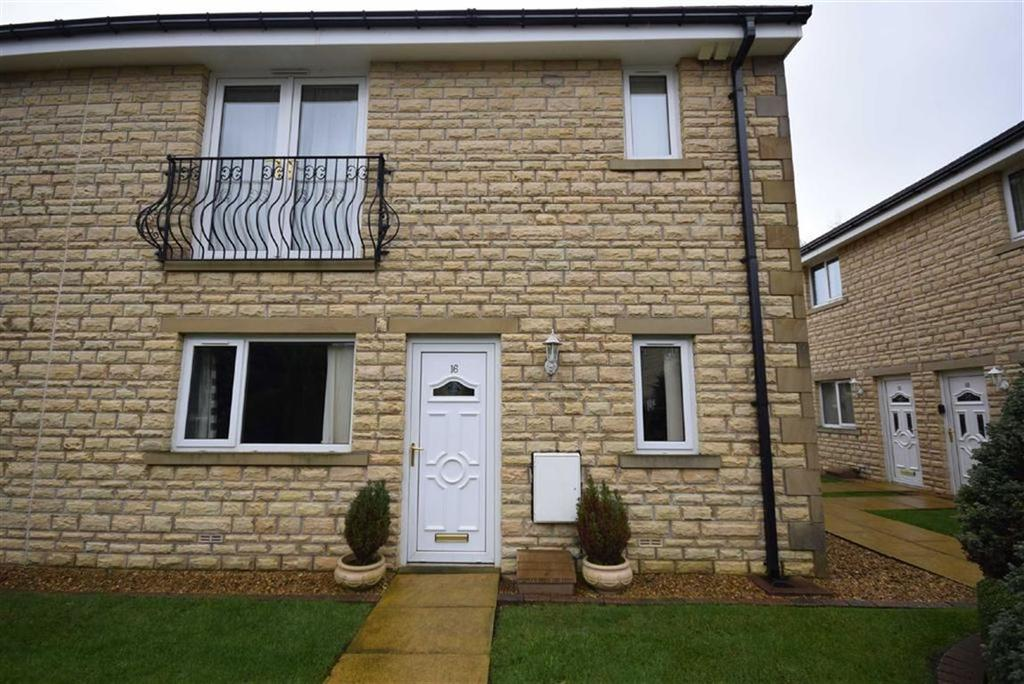 2 Bedrooms Apartment Flat for sale in Holme Bank Mews, Nelson, Lancashire