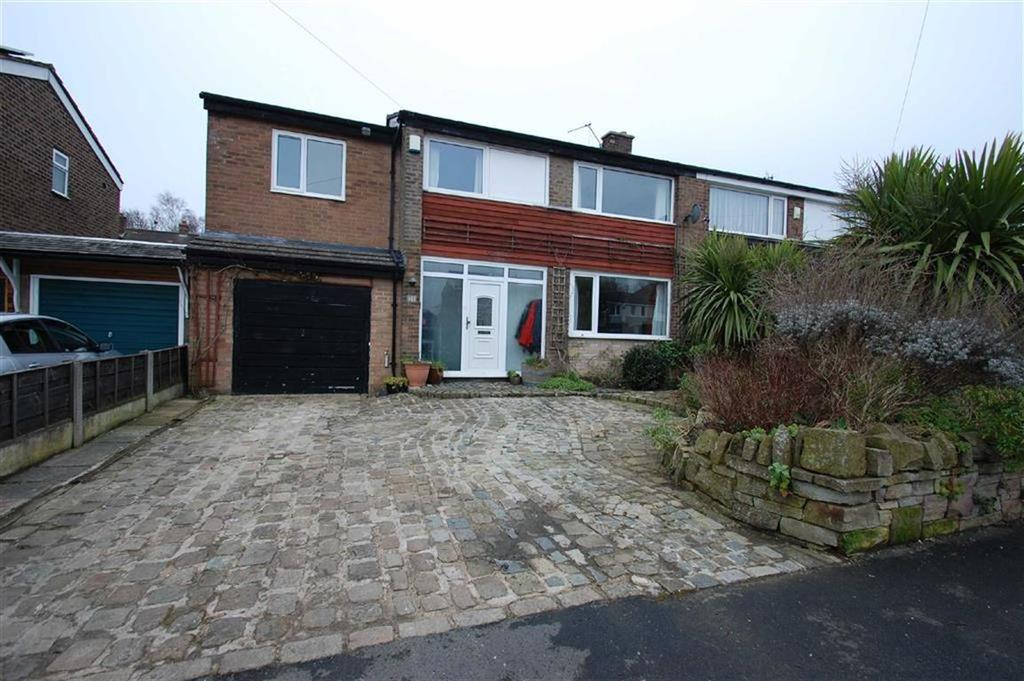 5 Bedrooms Semi Detached House for sale in Midland Road, Bramhall, Cheshire