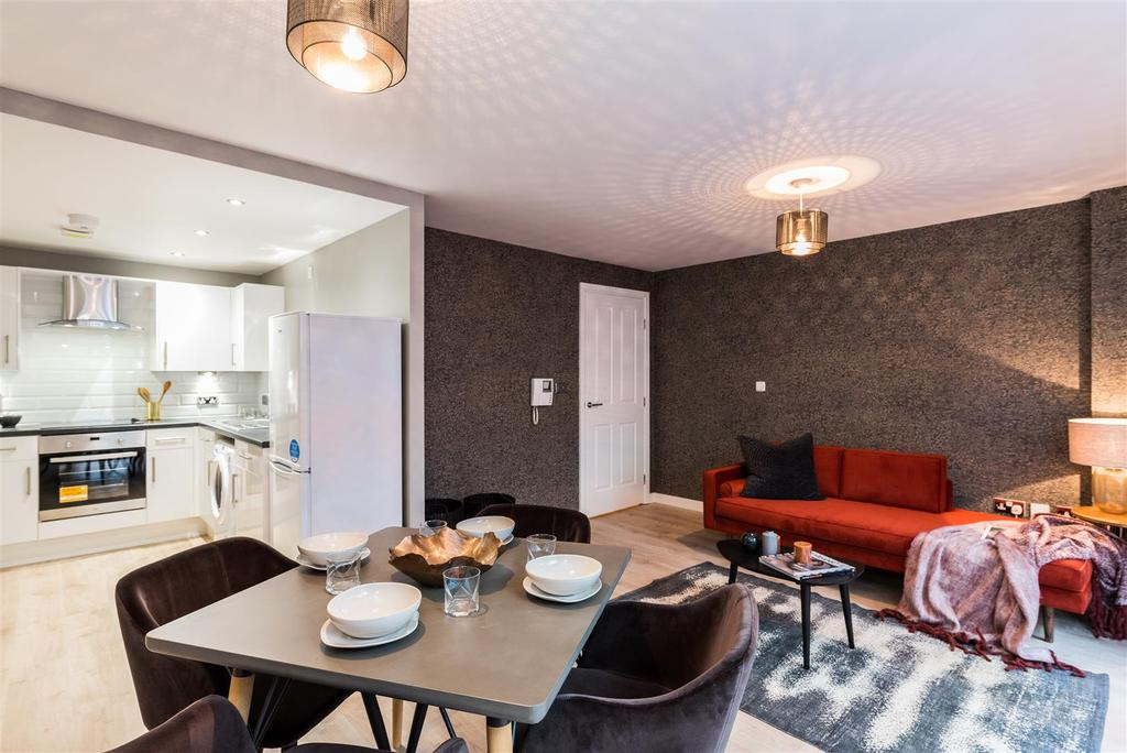 1 Bedroom Flat for sale in Concord Street, Leeds