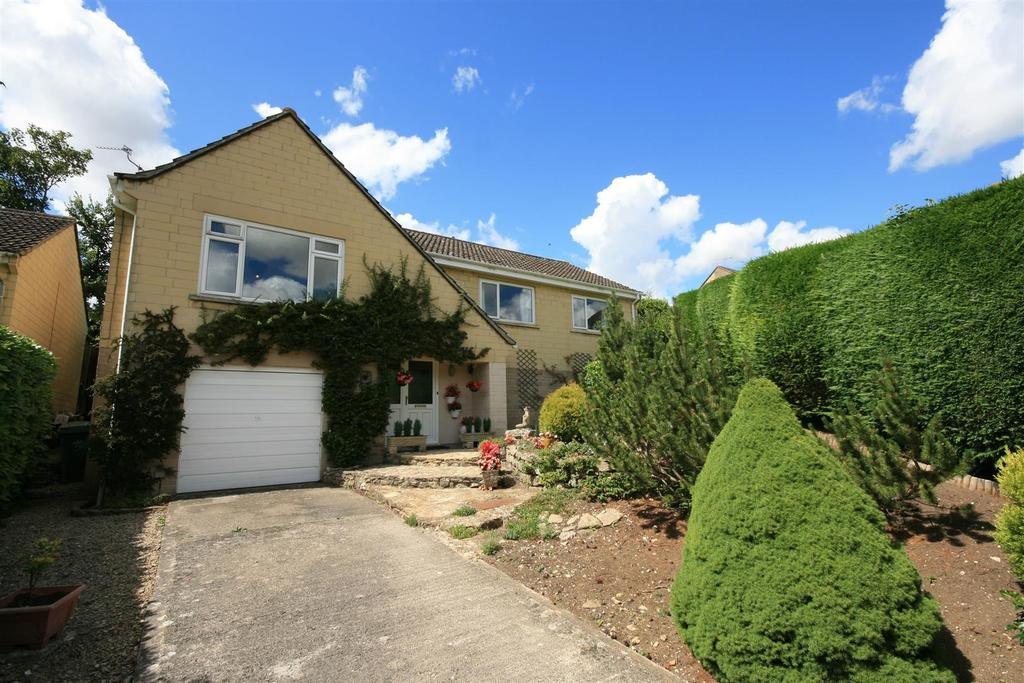 3 Bedrooms Detached House for sale in Springfield, Bradford-on-Avon