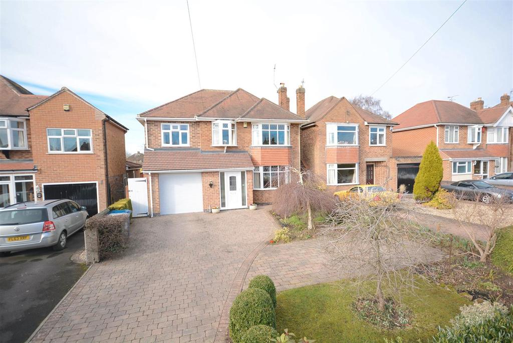 4 Bedrooms Detached House for sale in Stanstead Avenue, Tollerton, Nottingham