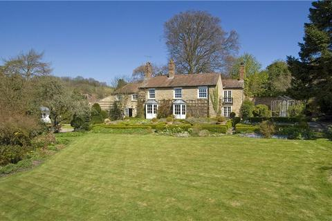 6 bedroom detached house for sale - The Lodge, Ebberston, Scarborough, North Yorkshire, YO13