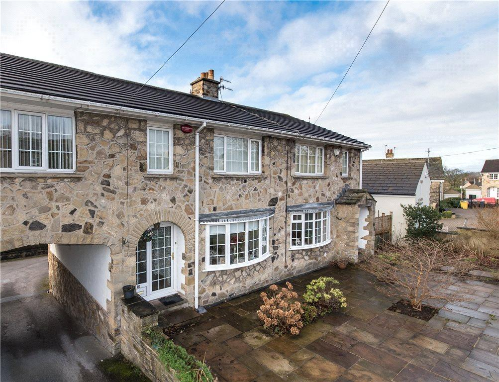 3 Bedrooms Town House for sale in Priestthorpe Lane, Bingley, West Yorkshire