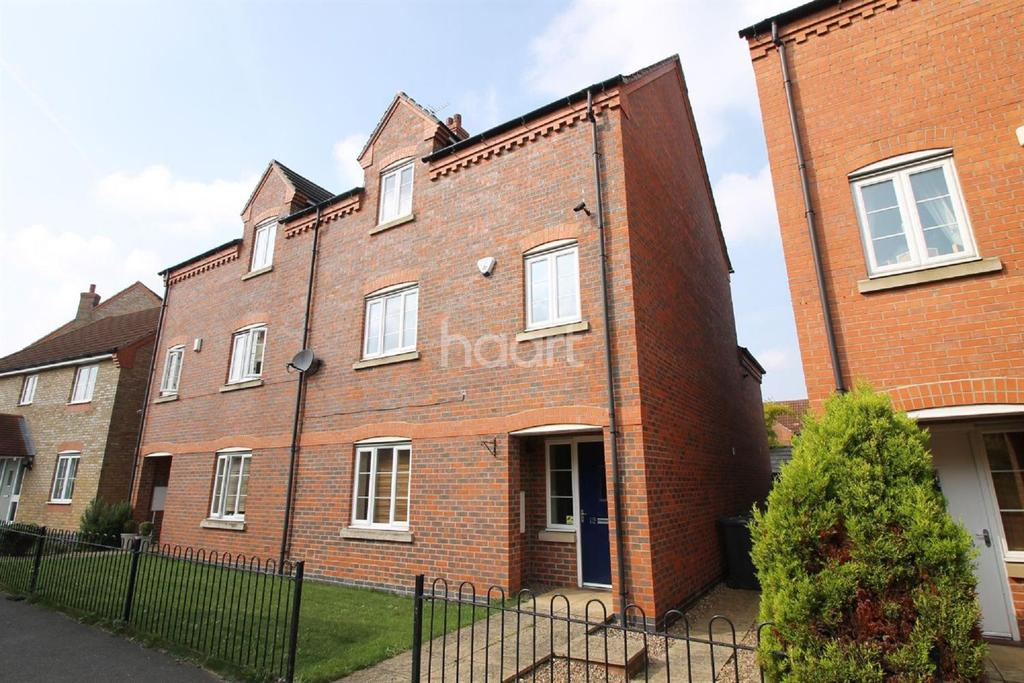 4 Bedrooms Semi Detached House for sale in Exley Square, Lincoln