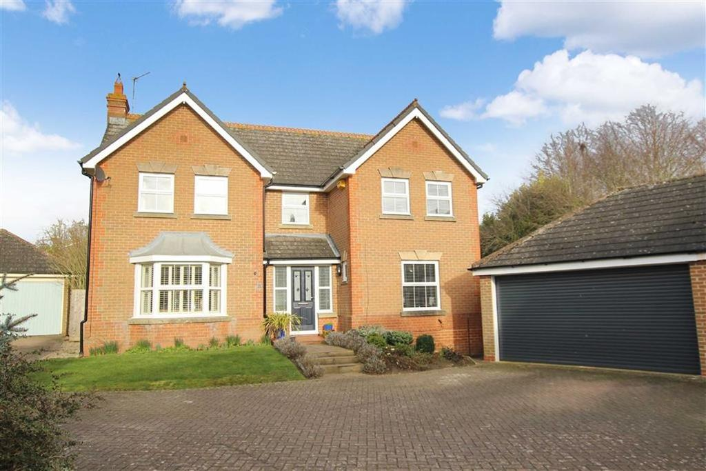 4 Bedrooms Detached House for sale in 14, Jones Close, Brackley