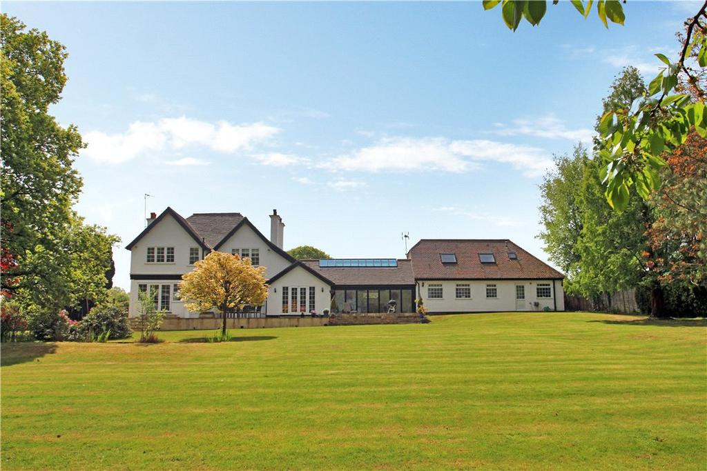 6 Bedrooms Detached House for sale in New Road, Rotherfield, Crowborough, East Sussex, TN6