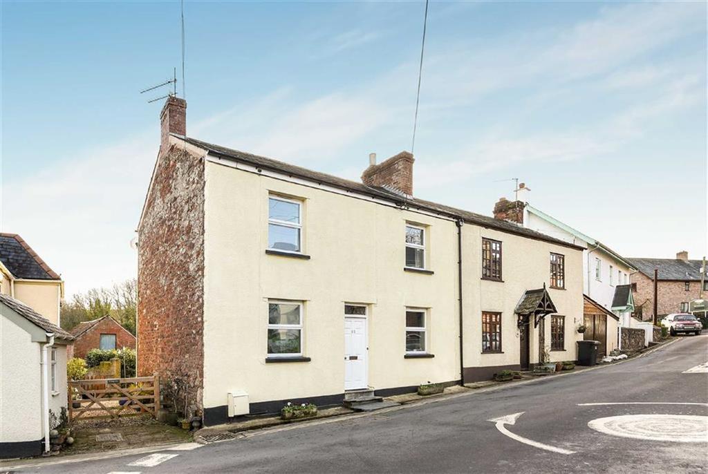 4 Bedrooms Semi Detached House for sale in High Street, Ide, Exeter, Devon, EX2