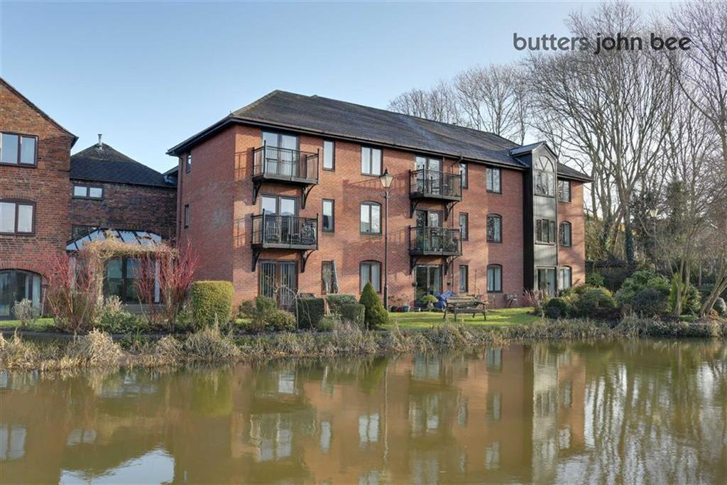 1 Bedroom Apartment Flat for sale in The Moorings, Stone, Staffordshire