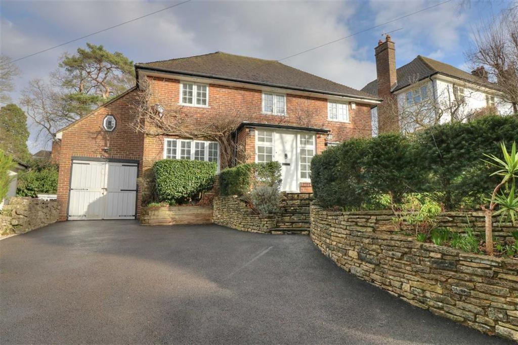 5 Bedrooms Detached House for sale in Bassett Row, Bassett, Southampton, Hampshire