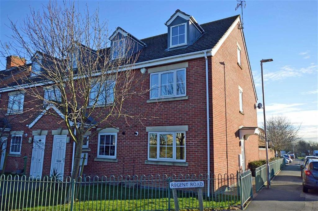 4 Bedrooms Semi Detached House for sale in Regent Road, Countesthorpe