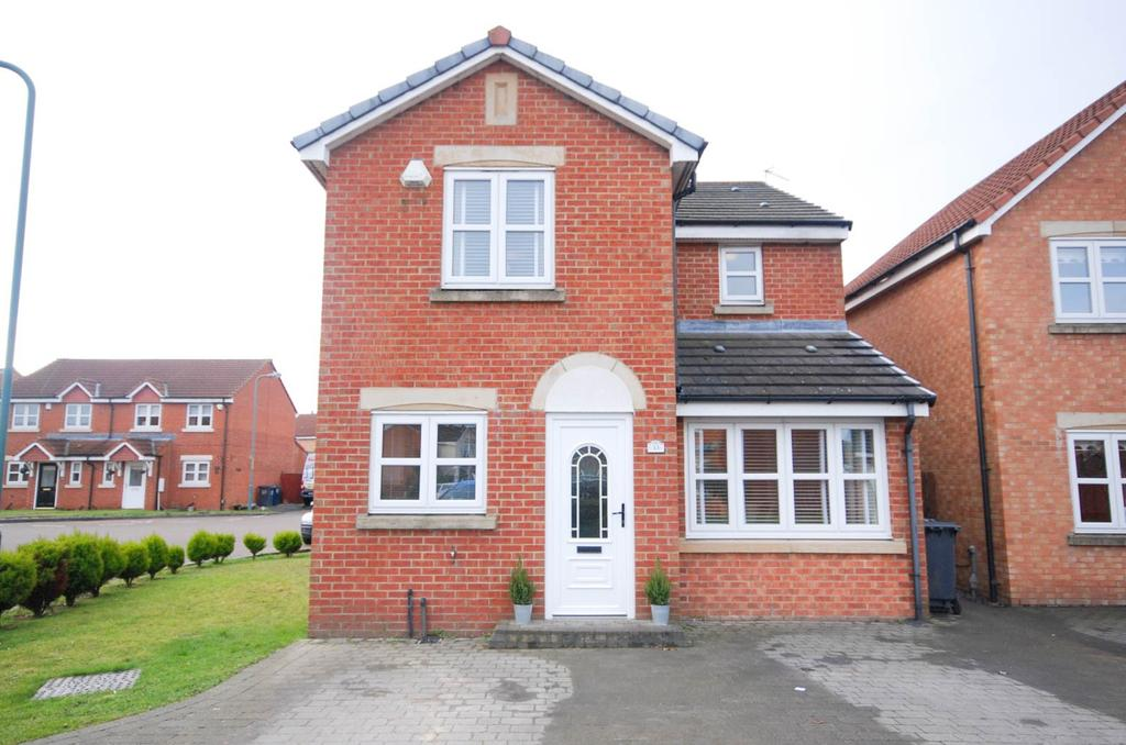 3 Bedrooms Detached House for sale in Cedar Drive, Jarrow