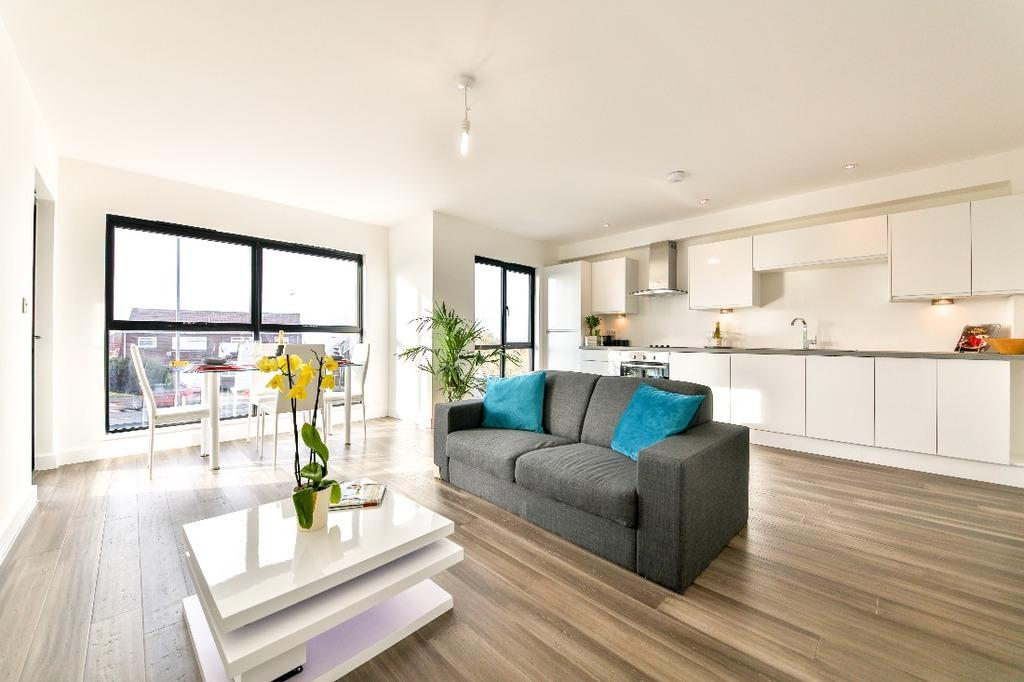 2 Bedrooms Flat for sale in Sunset, South Coast Road Peacehaven East Sussex BN10