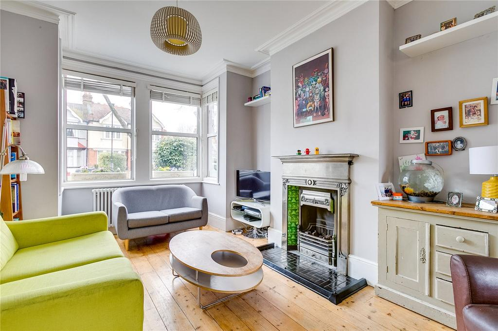 3 Bedrooms Terraced House for sale in Grantham Road, Chiswick, London