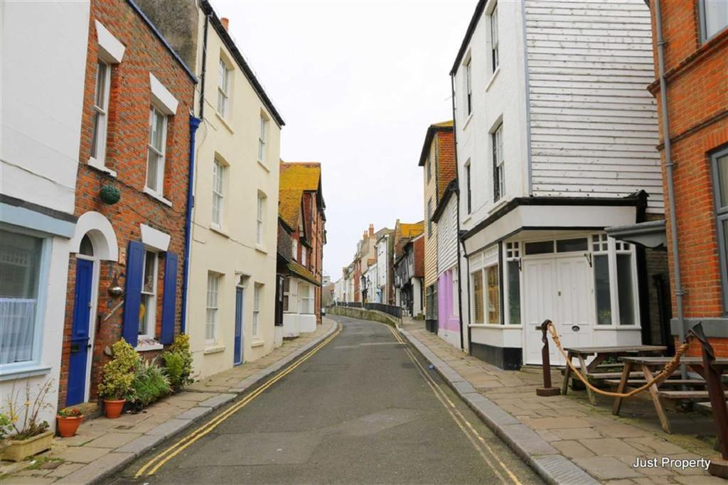 4 Bedrooms End Of Terrace House for sale in All Saints Street, Hastings