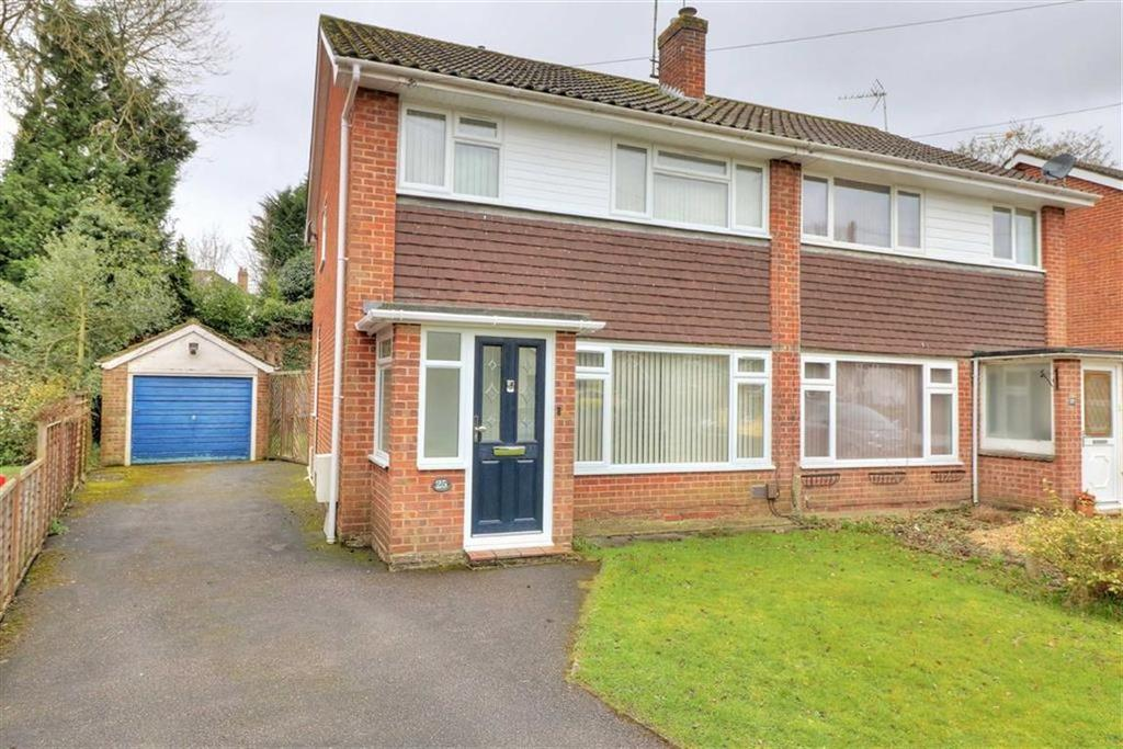3 Bedrooms Semi Detached House for sale in Merrieleas Drive, Chandlers Ford, Hampshire