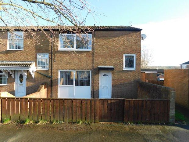 2 Bedrooms Terraced House for sale in YORKSHIRE PLACE, BISHOP AUCKLAND, BISHOP AUCKLAND