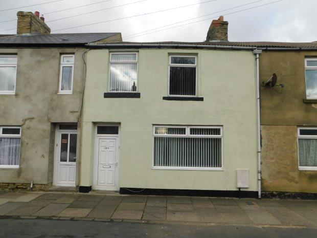 3 Bedrooms Terraced House for sale in DANS CASTLE, TOW LAW, BISHOP AUCKLAND