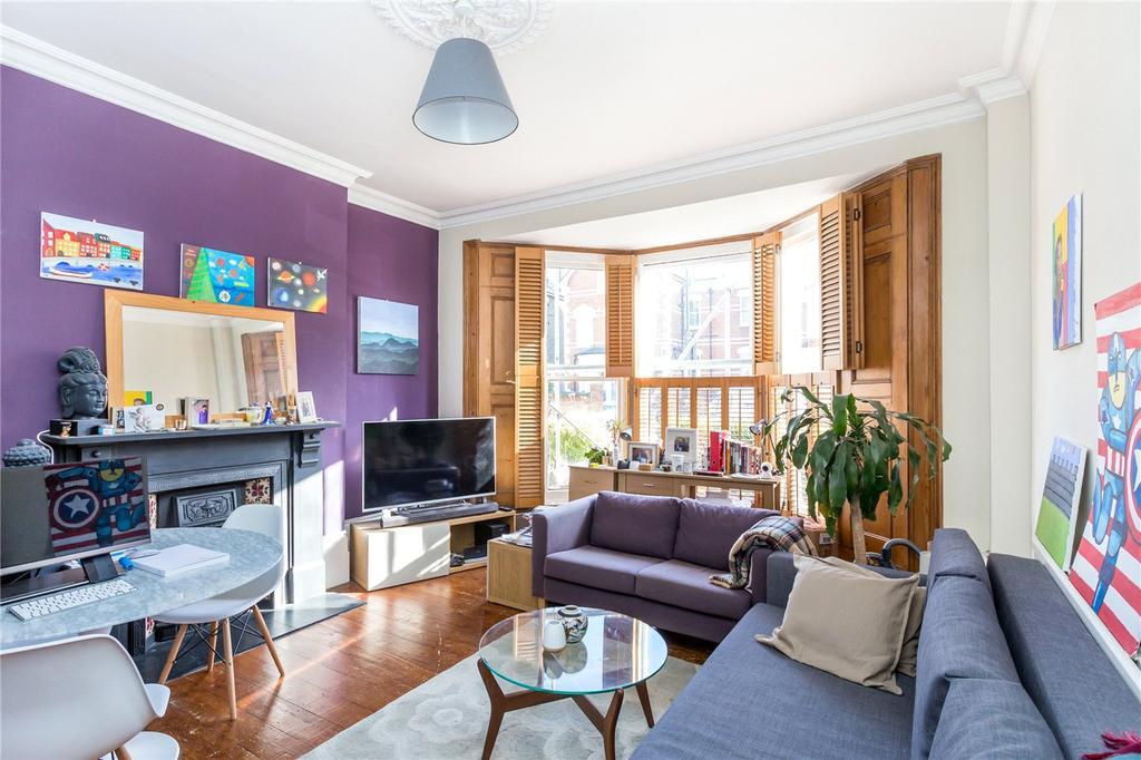 2 Bedrooms Flat for sale in Stapleton Hall Road, London, N4
