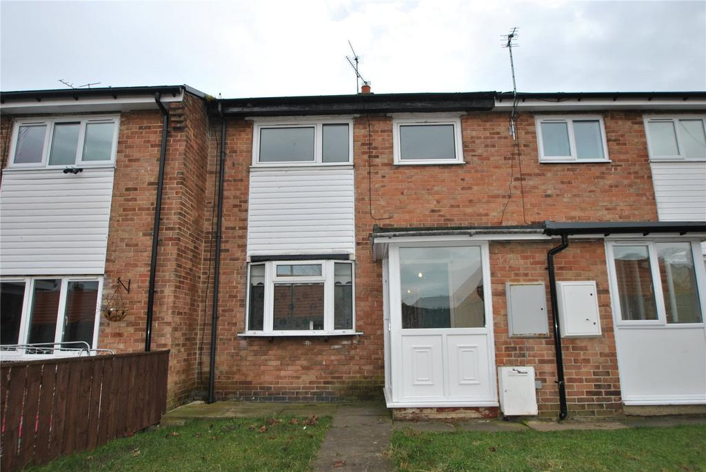 3 Bedrooms Terraced House for sale in Windsor Drive, South Hetton, County Durham, DH6