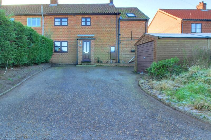 4 Bedrooms Semi Detached House for sale in Birds Lane, Southgate, Norwich