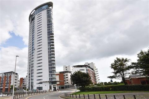 2 bedroom flat to rent - Meridian Tower, Swansea