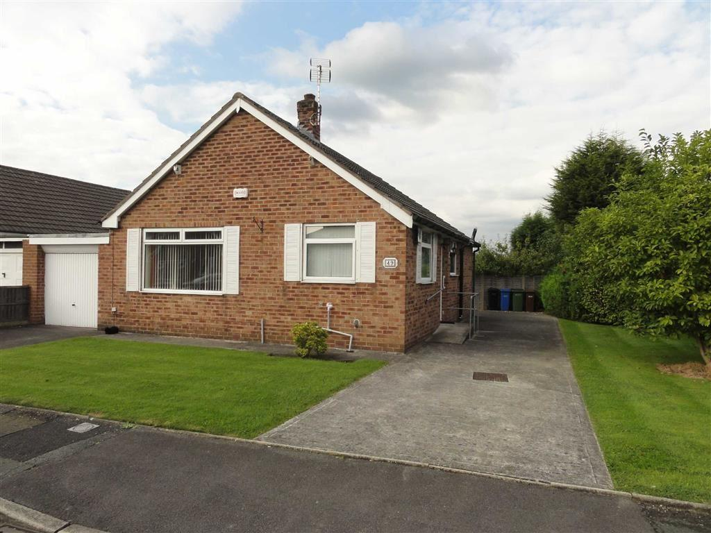 2 Bedrooms Bungalow for sale in Eastleigh Road, Heald Green