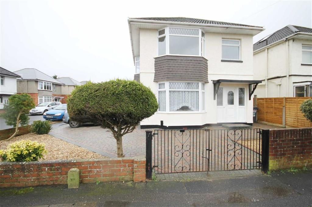 3 Bedrooms Detached House for sale in Kingswell Road, Bournemouth