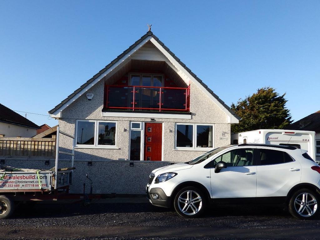 2 Bedrooms Detached Bungalow for sale in Rhys Avenue, Kinmel Bay