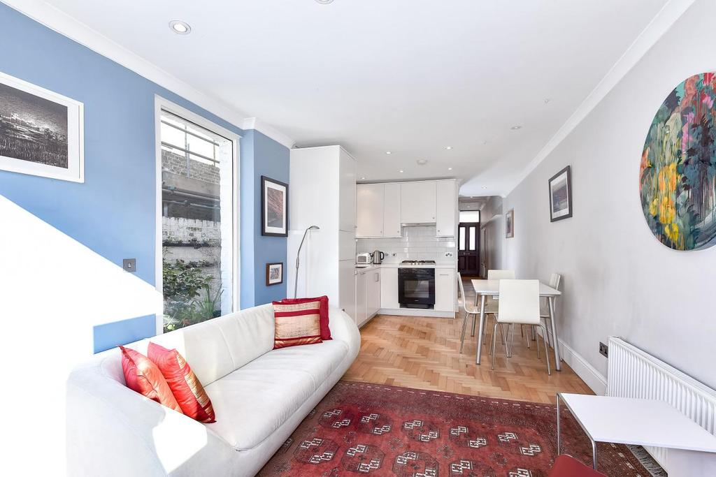 2 Bedrooms Flat for sale in Brook Drive, Kennington