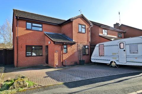 4 bedroom detached house for sale - Meadow Bank Road, Off Ledbury Road, Hereford