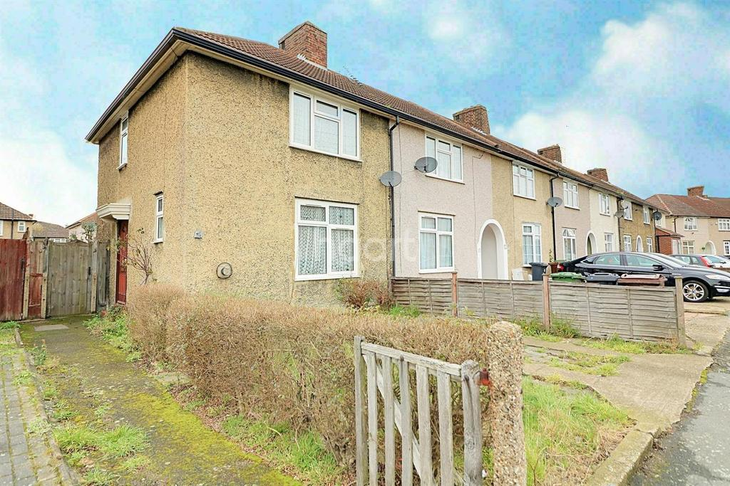 2 Bedrooms End Of Terrace House for sale in Thetford Road, Dagenham