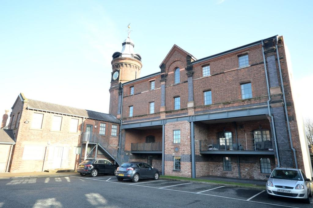 2 Bedrooms Apartment Flat for sale in The Clock Tower, Elphins Drive, Warrington