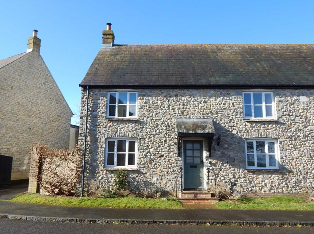 3 Bedrooms Semi Detached House for sale in Tansee Hill, Thorncombe, Dorset