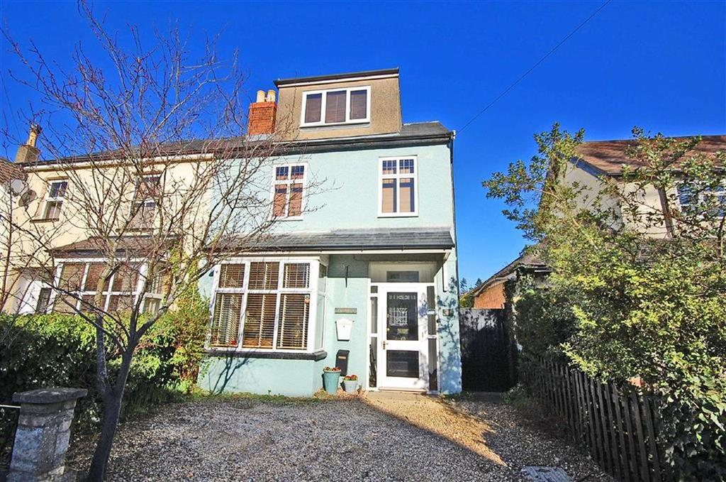 3 Bedrooms Semi Detached House for sale in Ryeworth Road, Charlton Kings, Cheltenham, GL52