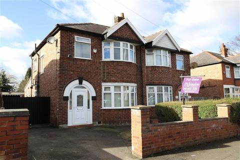 3 bedroom semi-detached house for sale - Alexandra Road South, Whalley Range, Manchester, M16
