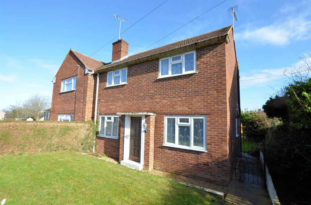 2 Bedrooms Semi Detached House for sale in Brockley Close, Tilehurst, Reading