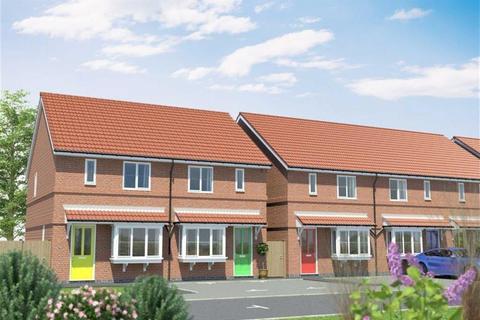 2 bedroom semi-detached house for sale - PLOT 10 & 11 Marfleet Sidings, Hull, East Yorkshire, HU9