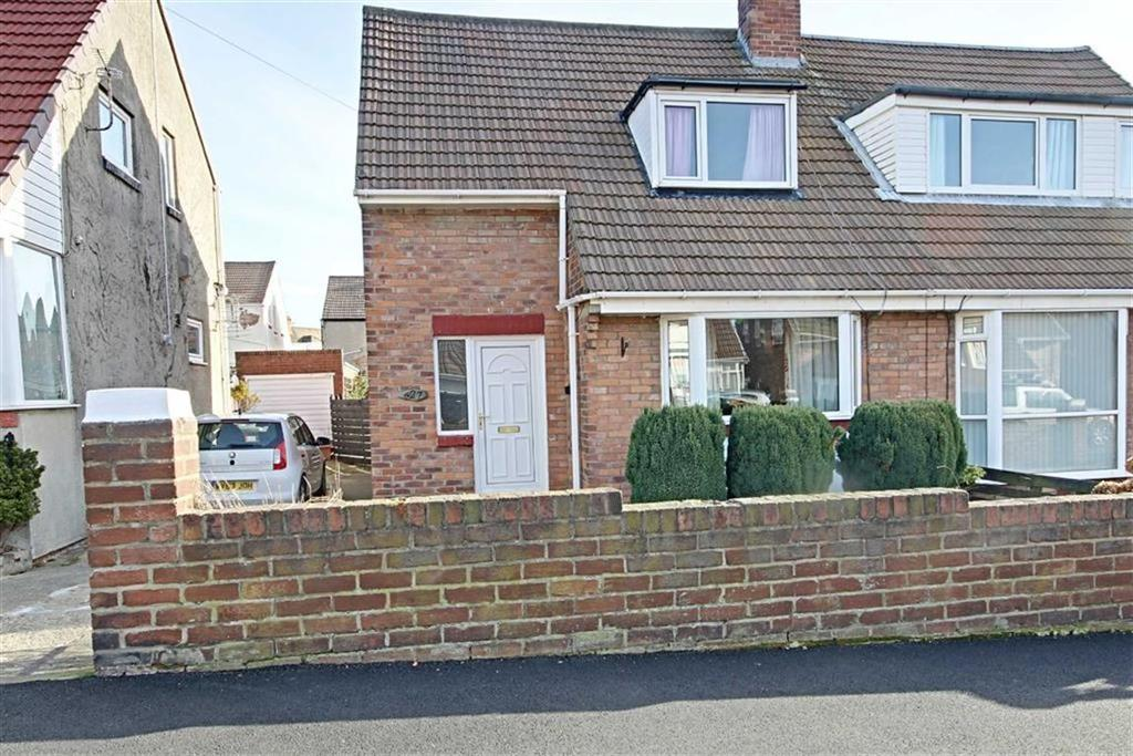 3 Bedrooms Semi Detached House for sale in High Meadow, South Shields, Tyne Wear