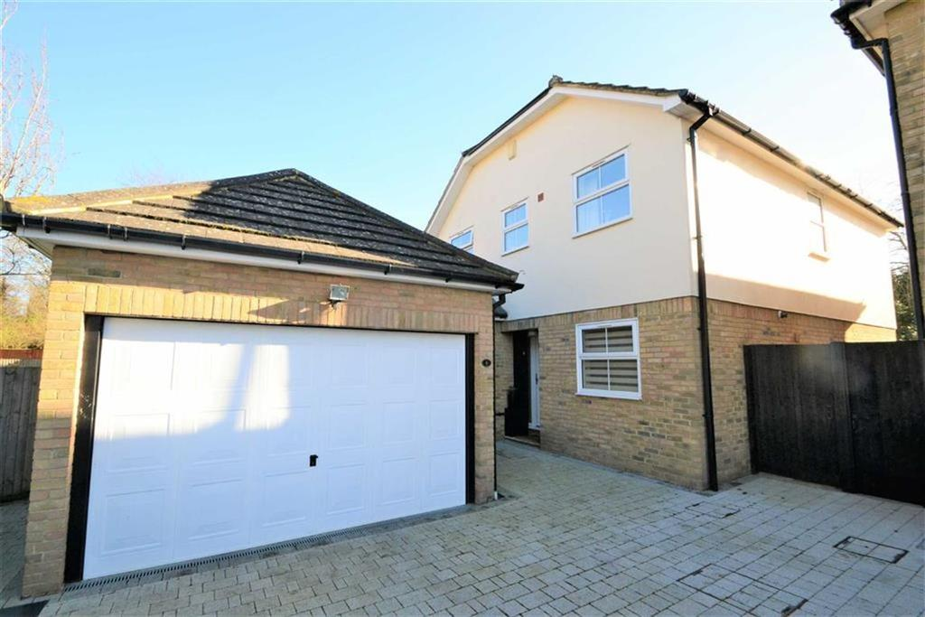 4 Bedrooms Detached House for sale in Lewing Close, Orpington, Kent