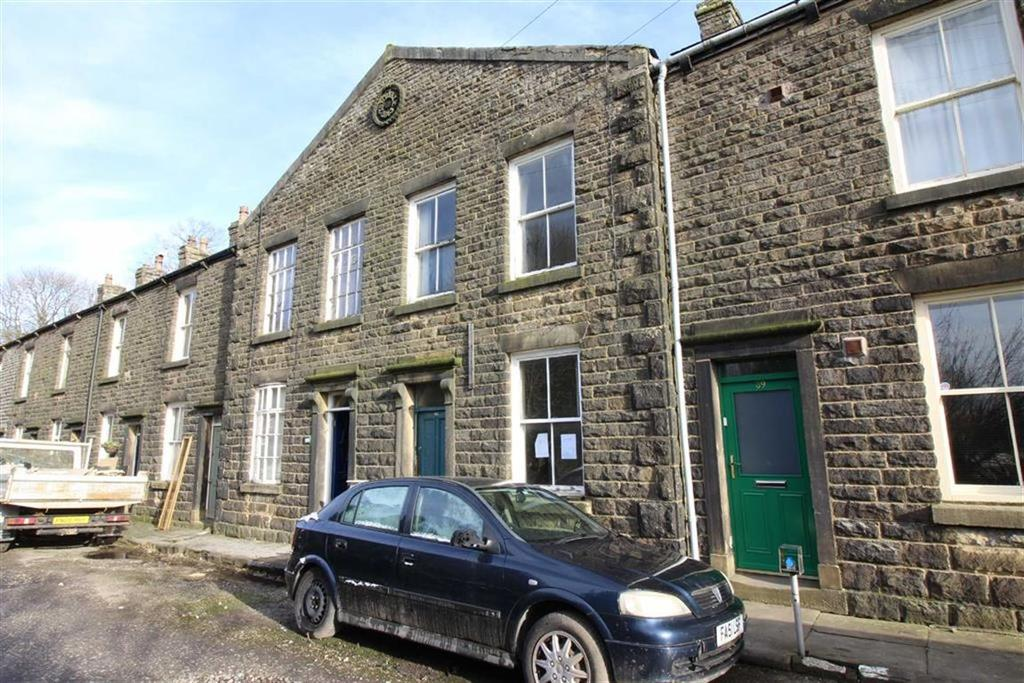 2 Bedrooms Terraced House for sale in Torr Vale Road, New Mills, High Peak, Derbyshire