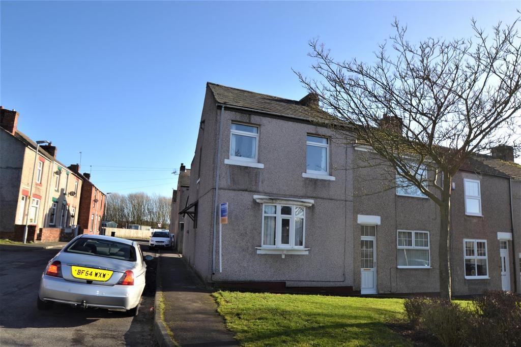 3 Bedrooms End Of Terrace House for sale in Fenwick Street, Spennymoor
