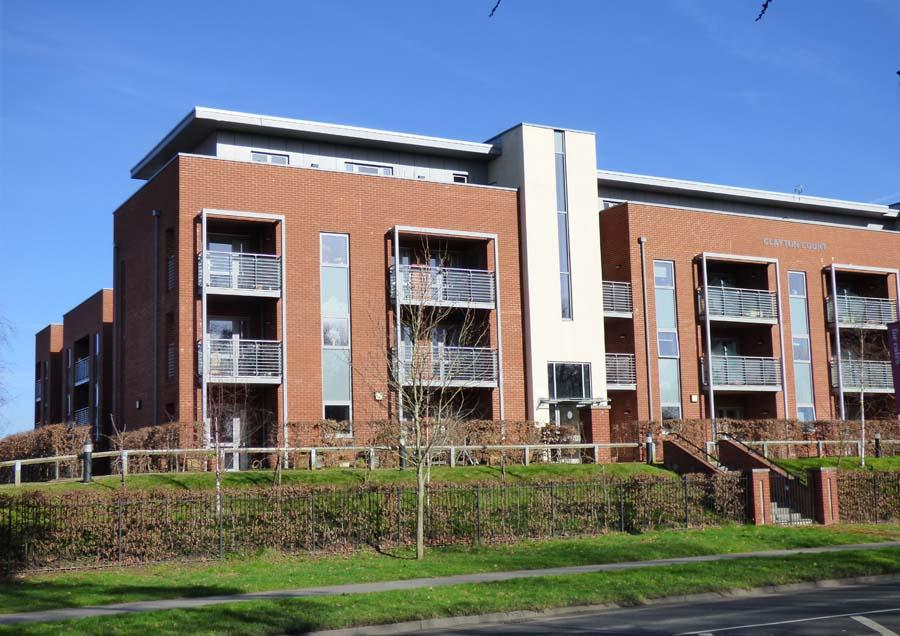 1 Bedroom Flat for sale in Clayton Court, The Brow, RH15