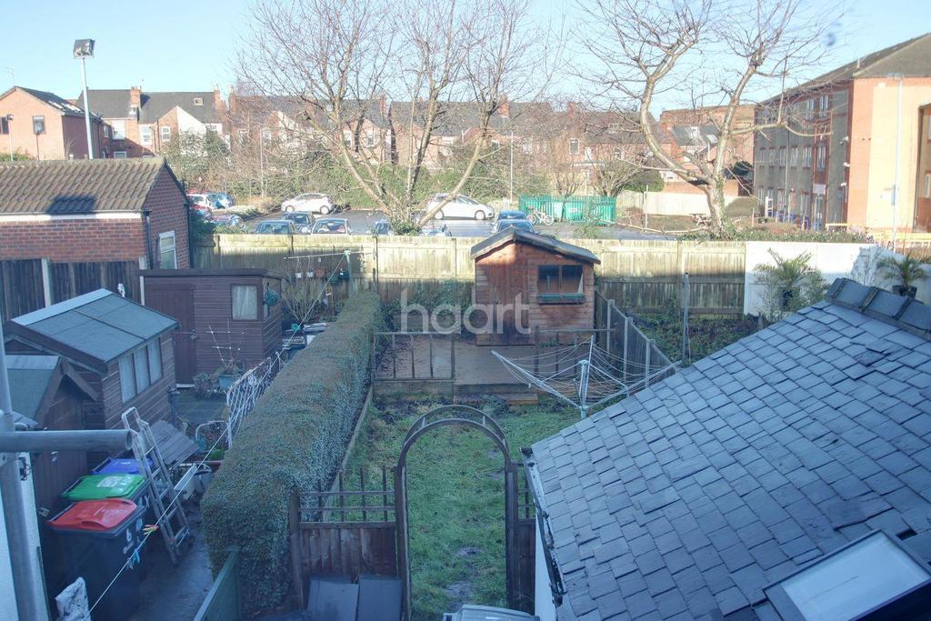 4 Bedrooms Terraced House for sale in Woodstock Street, Hucknall