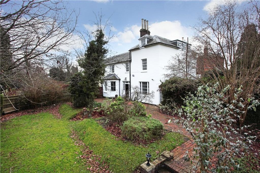6 Bedrooms Semi Detached House for sale in Lower Green Road, Pembury, Tunbridge Wells, Kent, TN2