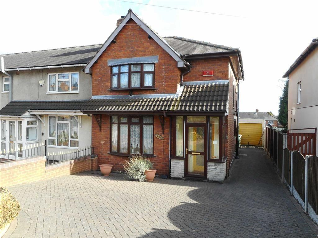 3 Bedrooms Town House for sale in Field Road, Bloxwich, Walsall