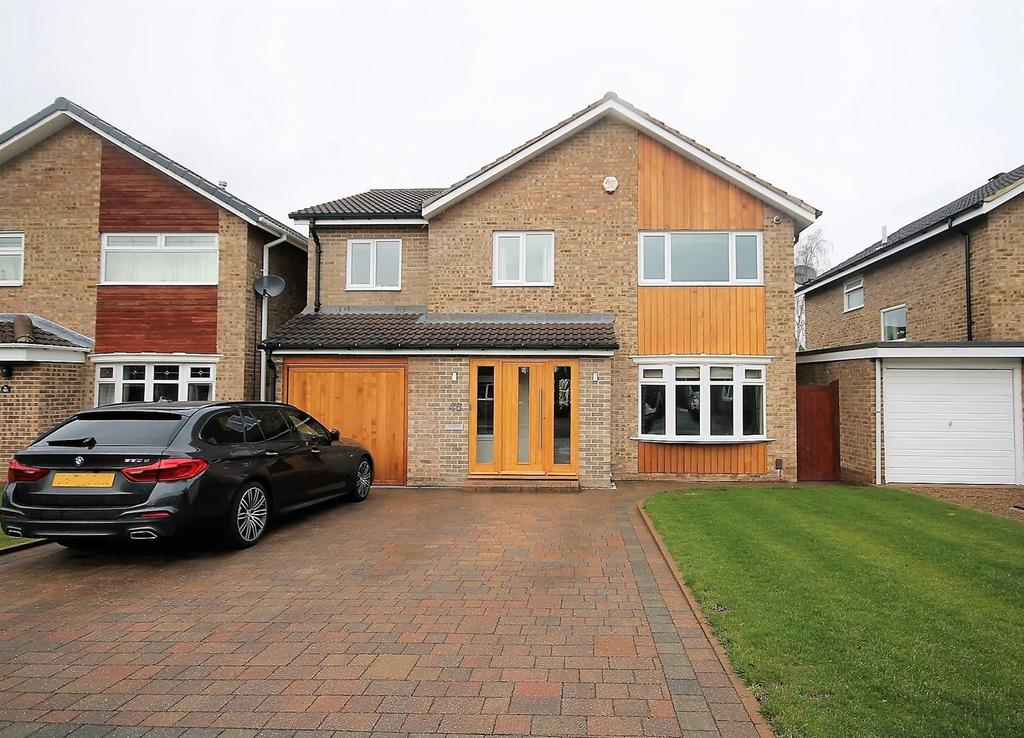 5 Bedrooms Detached House for sale in Limpton Gate, Yarm