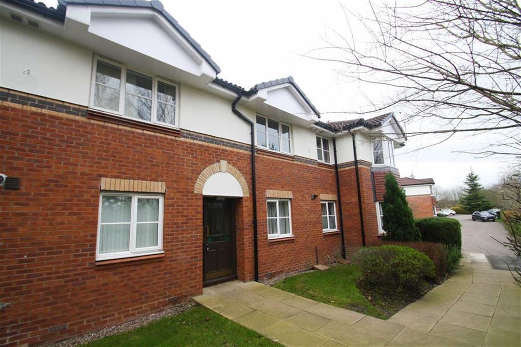 2 Bedrooms Flat for sale in Hazeldean Court, Pinewood Road, Wilmslow