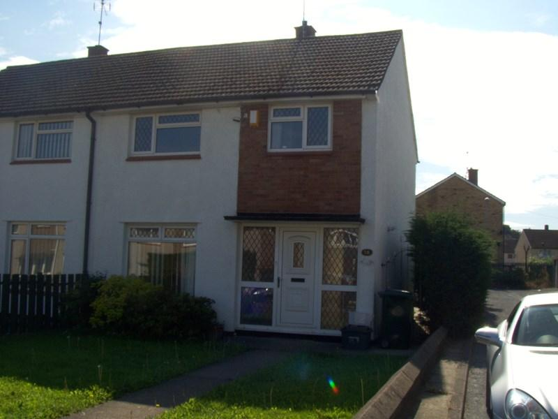 3 Bedrooms Semi Detached House for sale in Tone Close, Bettws, Newport