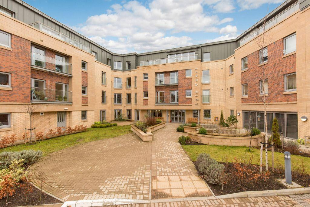 1 Bedroom Retirement Property for sale in 58 Lyle Court, Edinburgh, EH4 6EZ